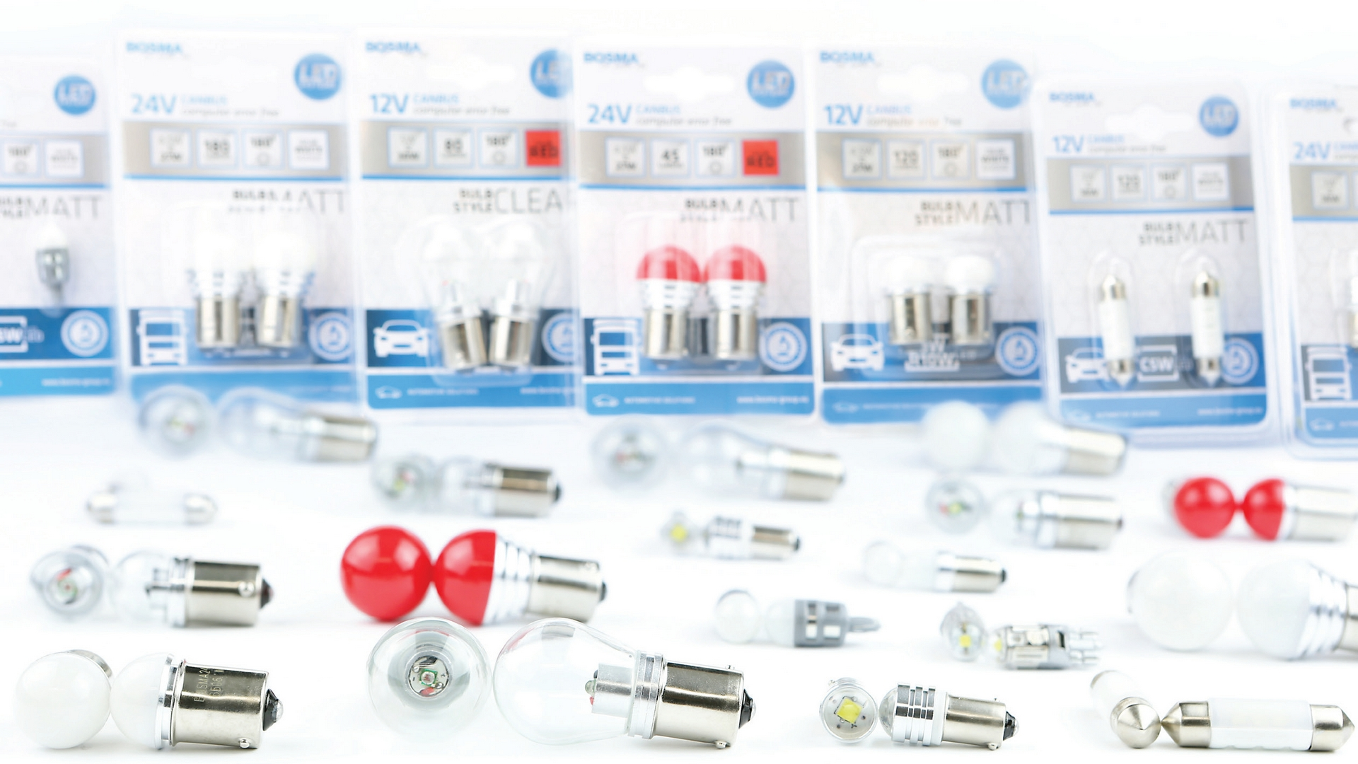 LED SYSTEMS BULB STYLE COLLECTION   Bosma Group Europe